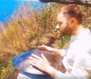 Handpan. Барабанные ритмы
